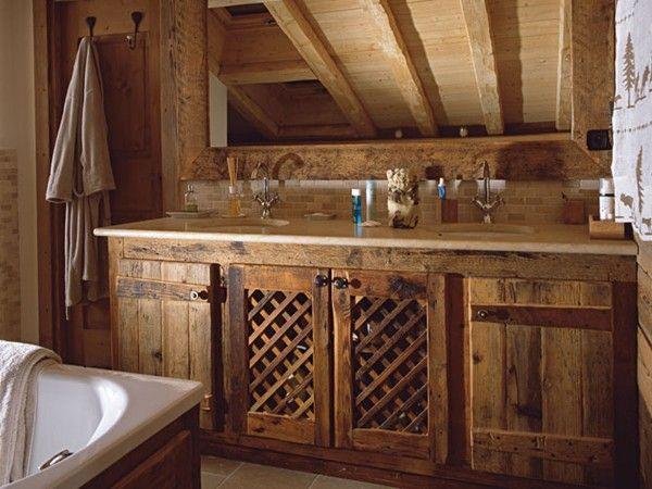 мебель для ванной на заказ из натурального дерева мебель и